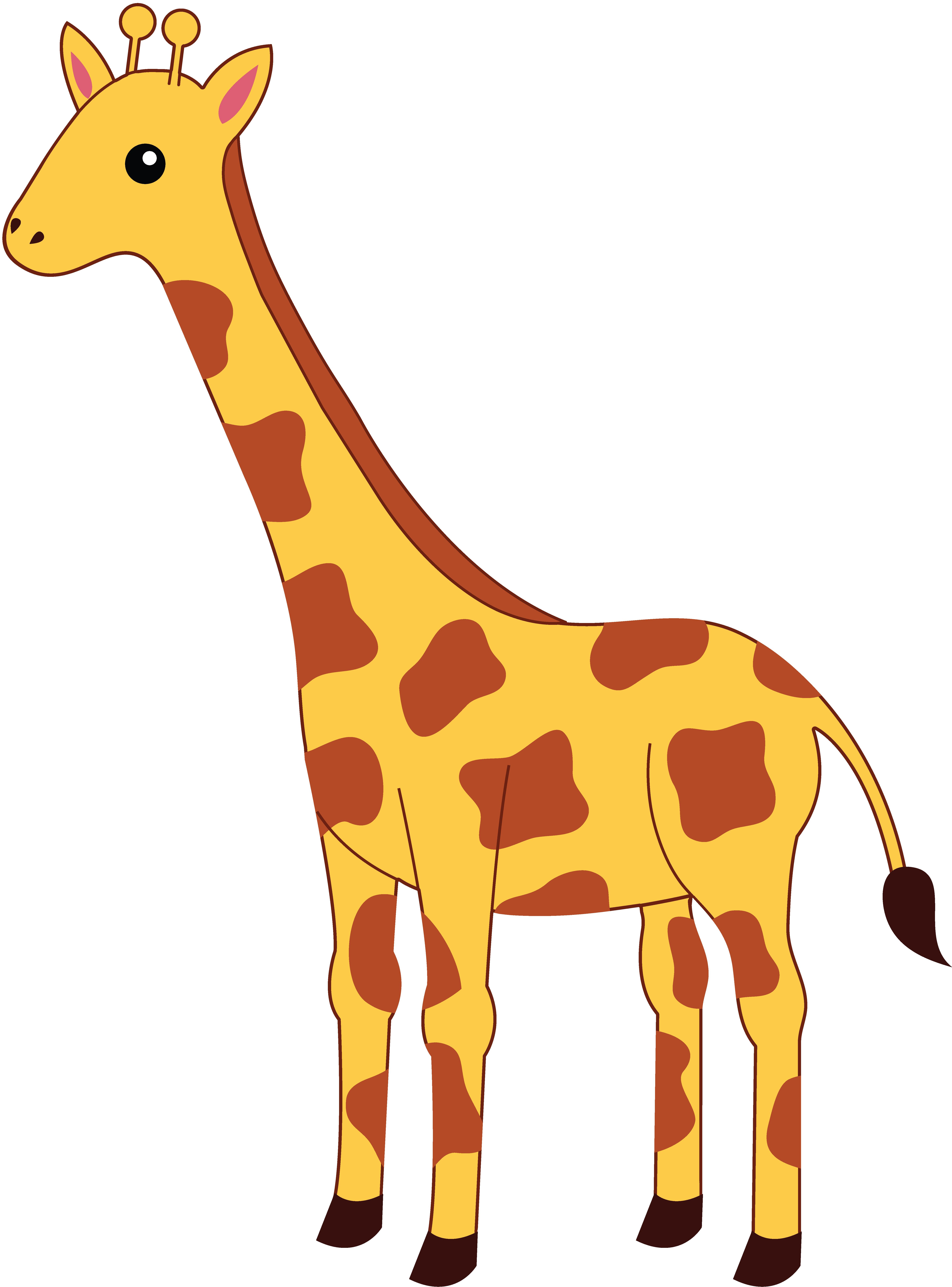 8 best photos of cute giraffe clip art cute baby giraffe clip rh pinterest co uk Lion Clip Art Tiger Clip Art