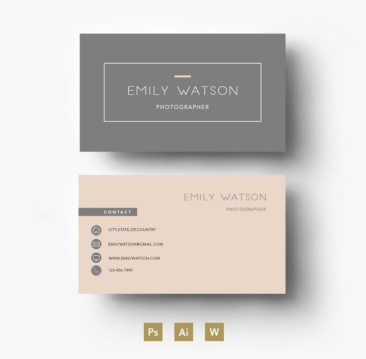 100 Cool Business Card Design Ideas Branding And Business Tips