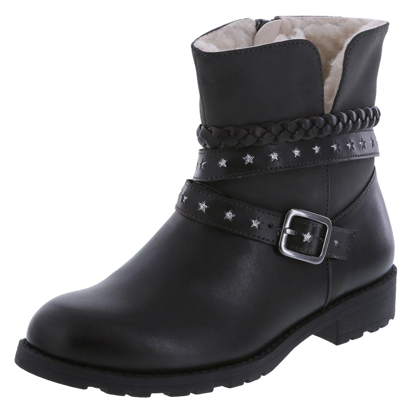 a432eba101 Girls Descendants Strap Boot | Descendants | Payless ShoeSource ...