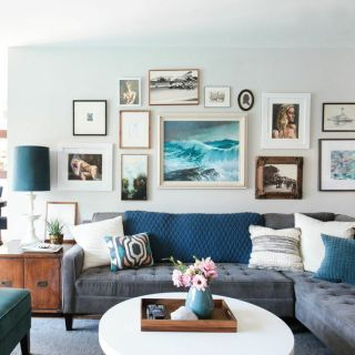 16 Calming Paint Colors That Give A Room A Relaxing Vibe