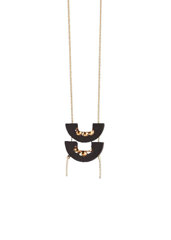 cyma twin necklace | local eclectic