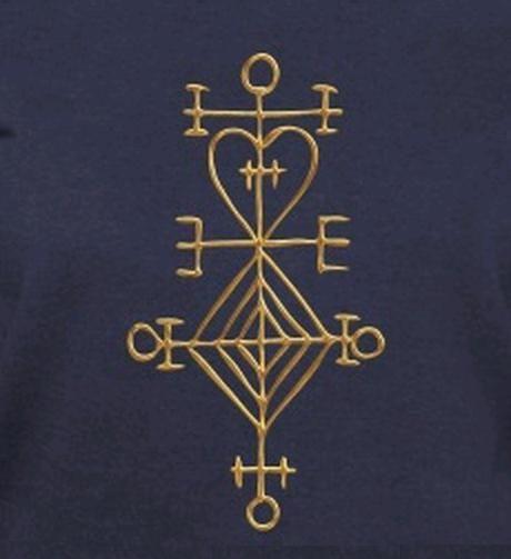 Love Charm Starstafur Icelandic Rune Magic Tattoo Pinte