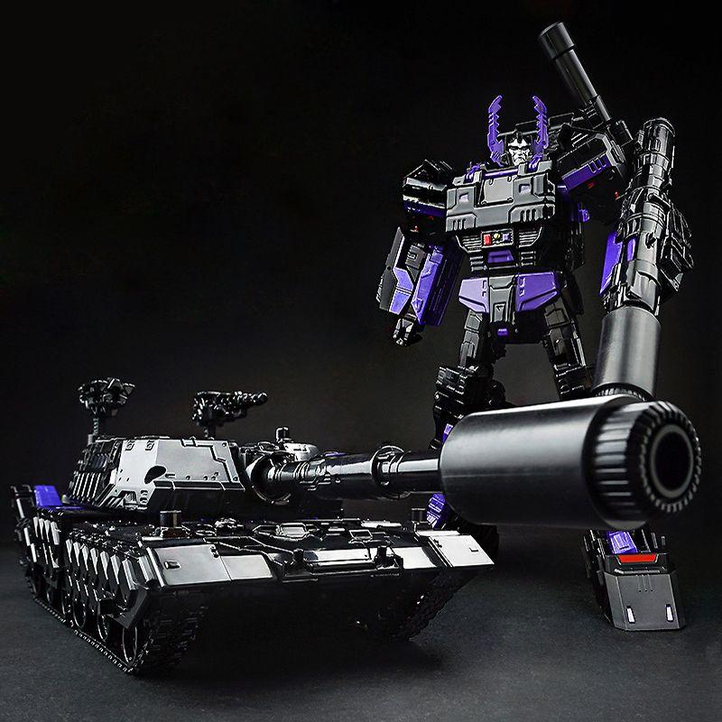 Dark Tank-L Autobot Megatron Version New