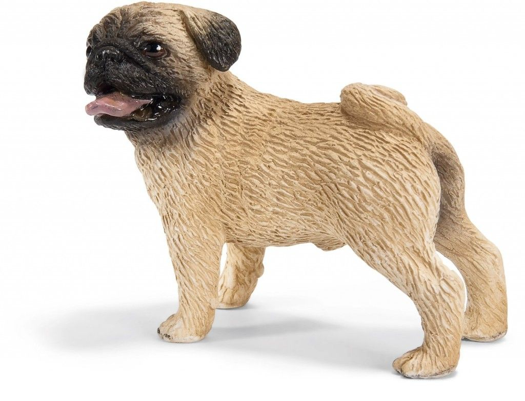 Gift Ideas For Pug Lovers Pug Toy Pugs Schleich