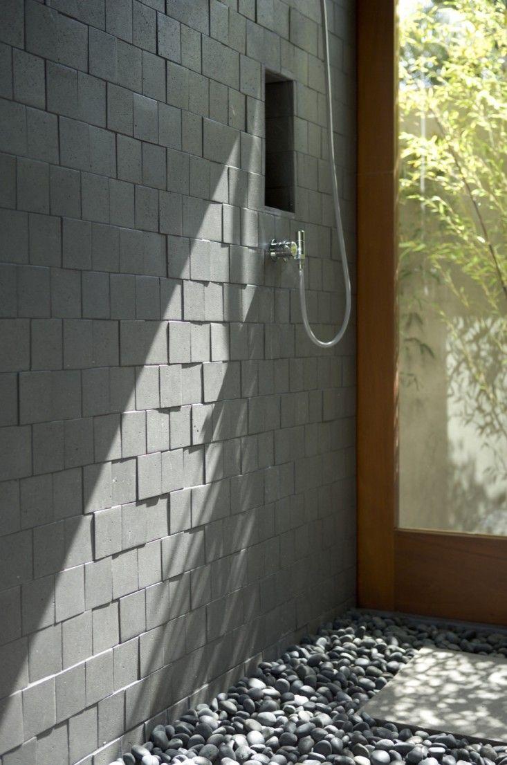 modern concrete garden decor and designs - Concrete Tile Garden Decor