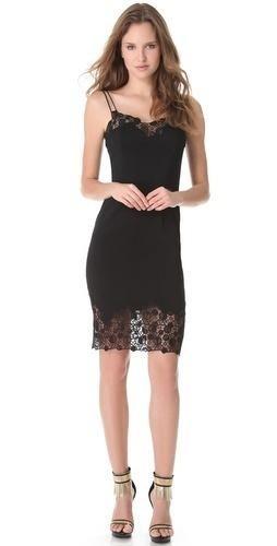 82a75ec8d2 Versace Lace Edge Cocktail Dress - Women s Fashion  lum  apparel ...