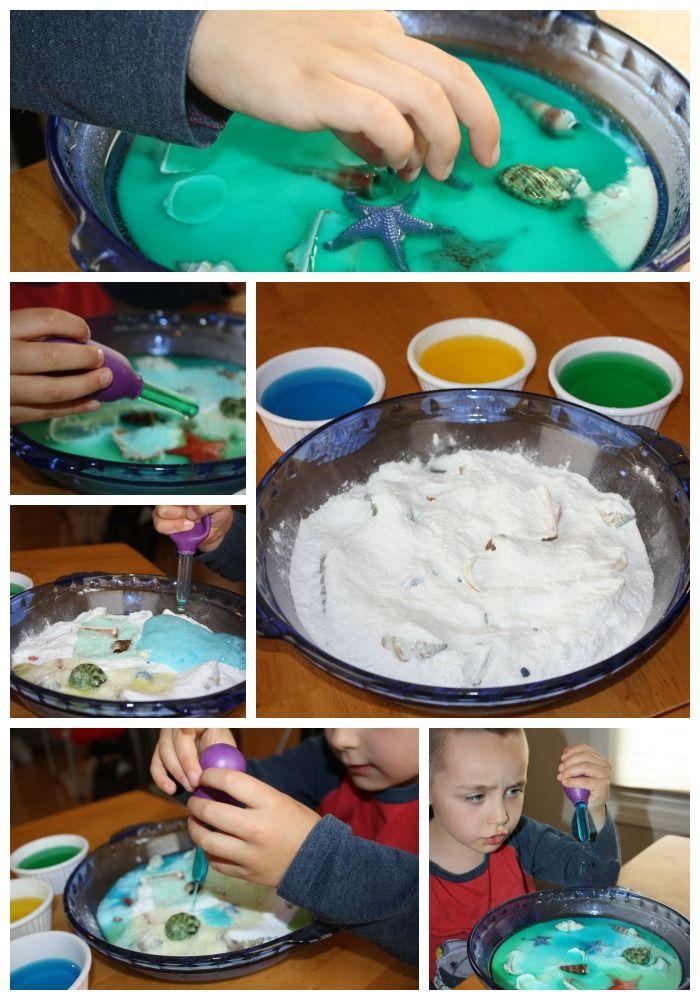 Ocean Science Activities For Preschoolers And Beyond Preschool Science Activities Ocean Science Activities Ocean Science