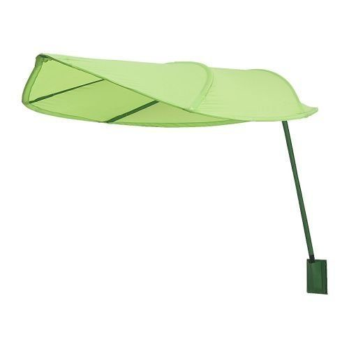 Amazon Com Ikea Lova Bed Canopy Green Leaf Totoro Leaf Kids Bed Canopy Kid Beds Childrens Bed Tents