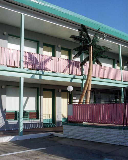Aesthetic Image By Mya Walczak Hotel California Architecture Palm Trees