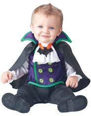 Count Cutie Baby Costume