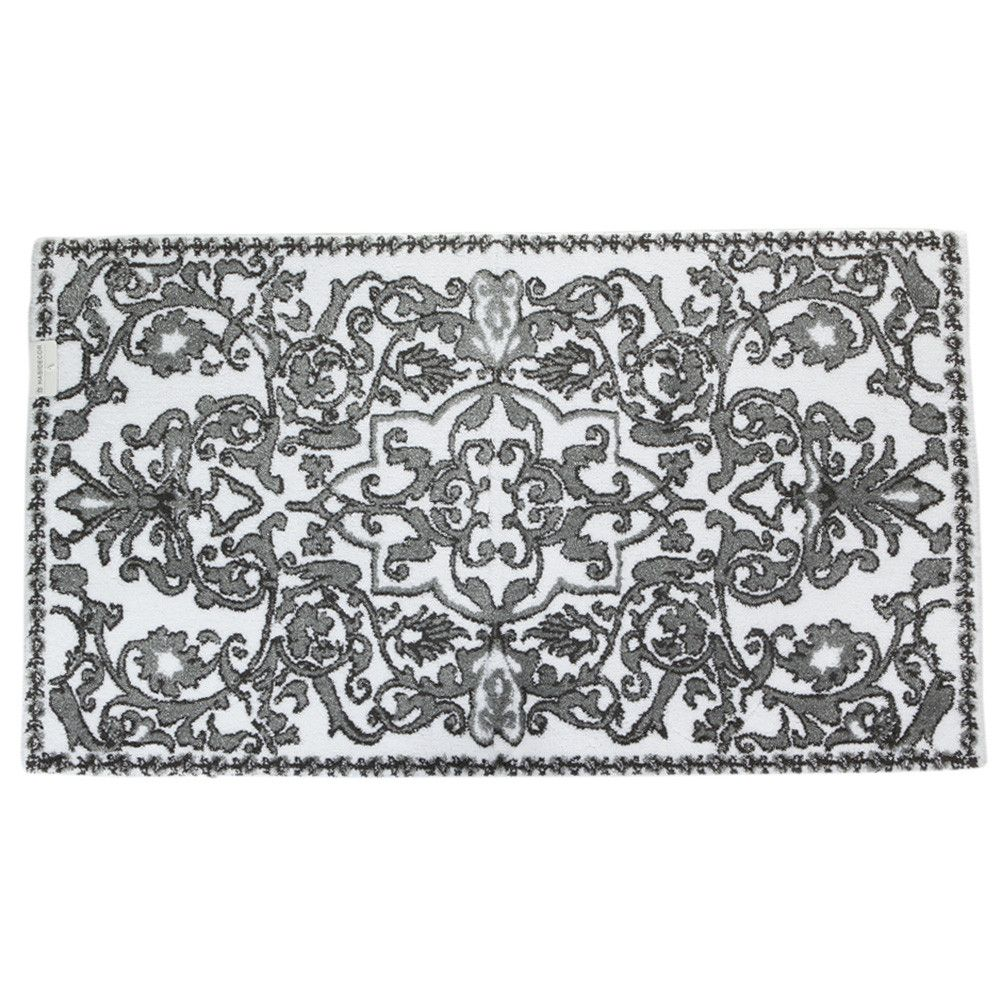 discover the abyss & habidecor perse bath mat / rug - 992