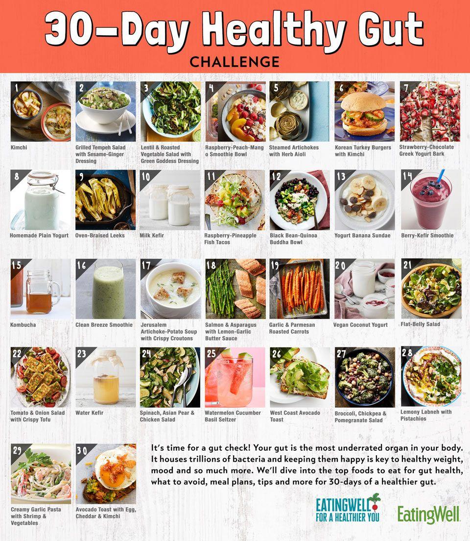 Gut health dinner recipes