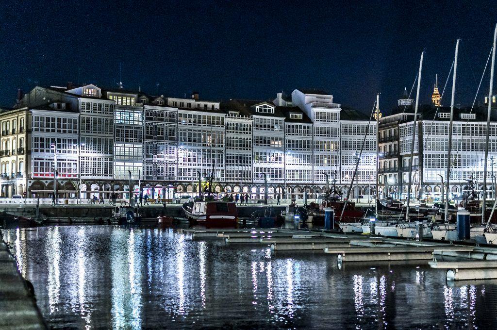 A Coruña Galerías A Mariña A Coruña Lugares Maravillosos Sevilla Triana