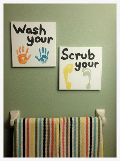 10 Kids Bathroom Décor Ideas Every Mom Will Love  #homedecor #home #diy…