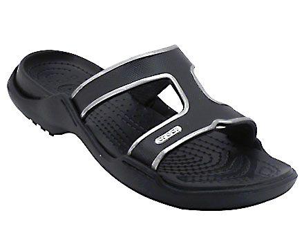 a9d6410c7fca Crocs Sandals  Womens Crocs Florence T Strap Slide Sandal ... http