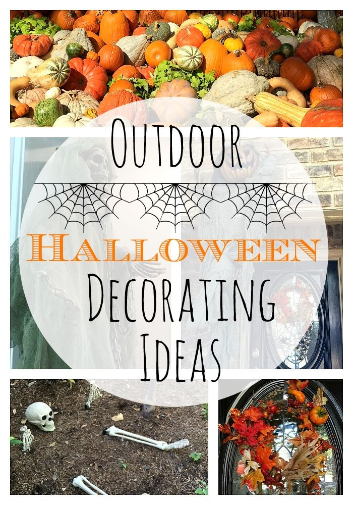 An Uncomplicated Life Blog: Decorating for Halloween