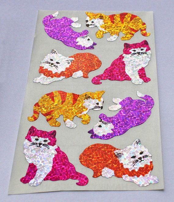 SandyLion sticker sección 80er 90er Pearly perros multicolor sticker album cromos