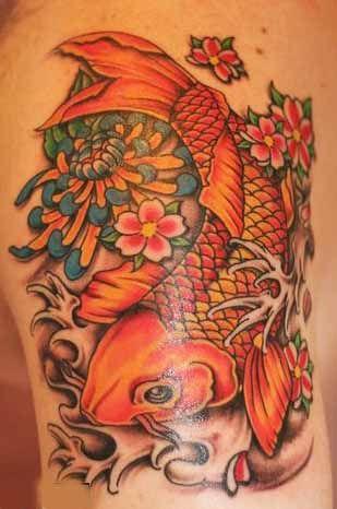Koi Fish Tattoos Designs Images Photos And Flash Of All Styles Of Japanese Koi Tatuajes Diseno De Tatuaje De Loto Tatuajes De Arte Corporal