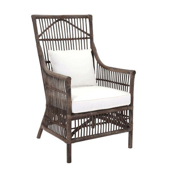Winston Rattan Arm Chair