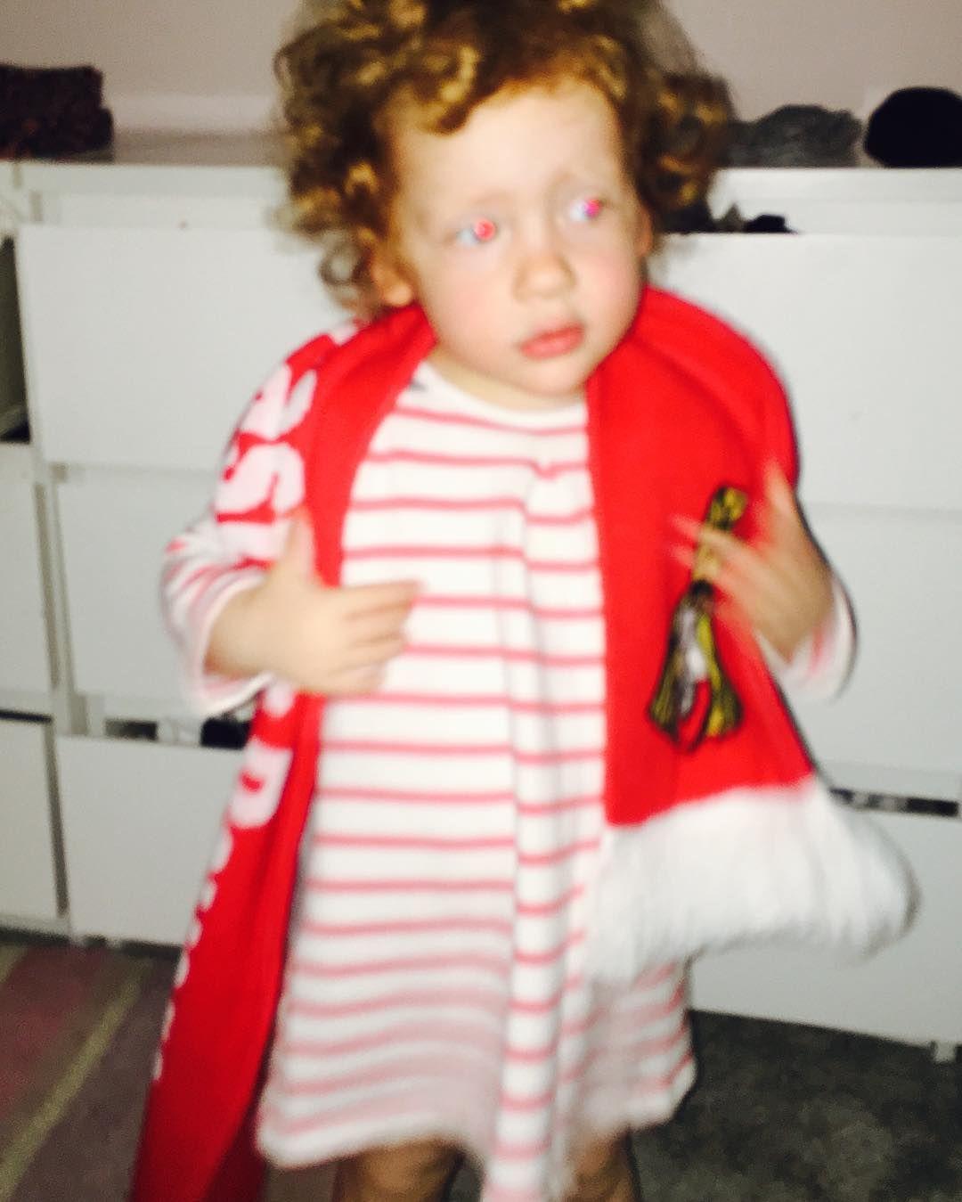 Redhead pajama grams