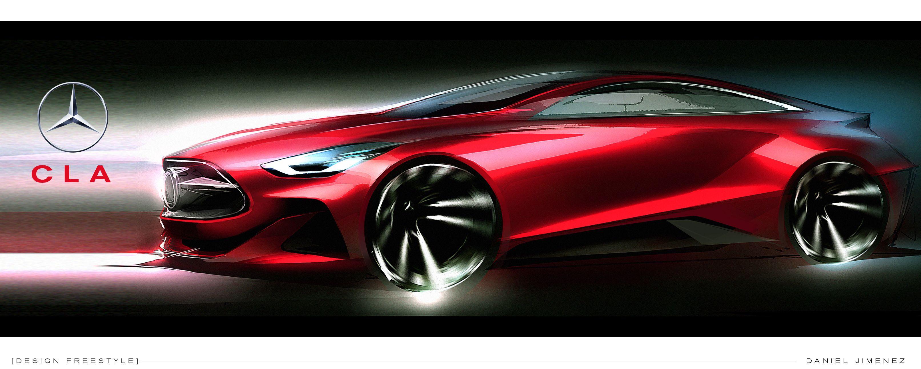 David jimenez transportation car design sketch design et sketch design - Croquis voiture ...