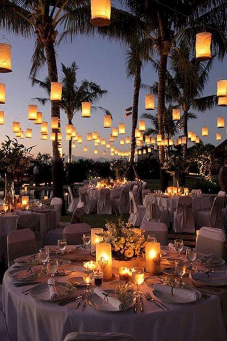 Lieu de mariage en extérieur Mariage sur la plage : 10 inspirations déco - Clem Around The Corner