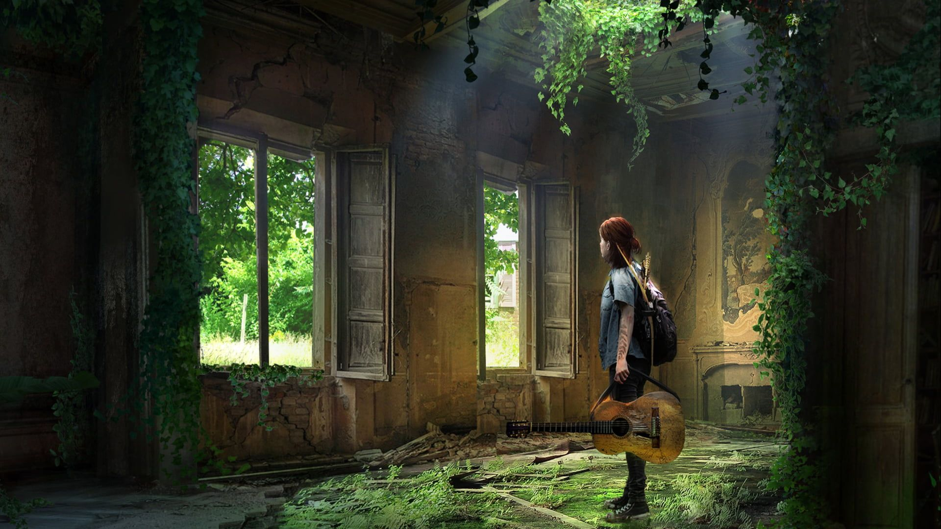 Video Game The Last Of Us Part Ii Ellie The Last Of Us The Last Of Us 1080p Wallpaper Hdwallpap Last Of Us Wallpaper Last Of Us 2 Wallpaper The Last