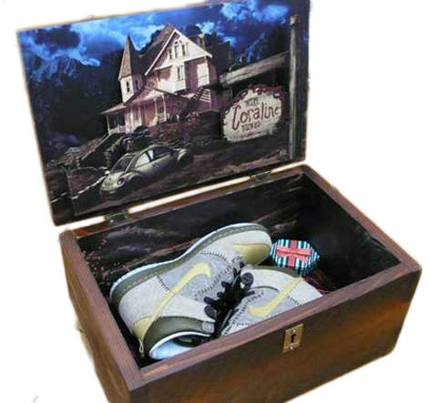 Nike Dunk High Coraline (Special Box)  65aacdbf1