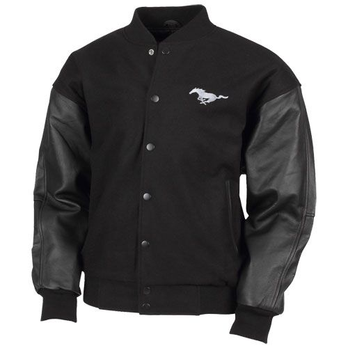 Mens And Womens Ford Mustang Leather Jackets Performance Parts For The Ford Mustang Gt Ford Mustang Ford Mustang Gt New Ford Mustang