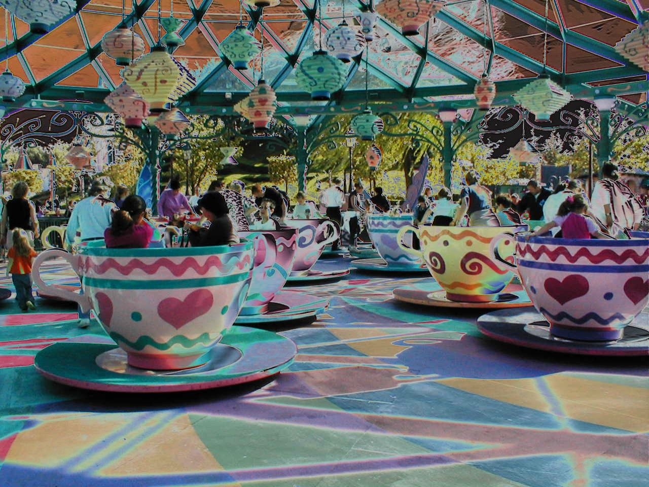 Party in a Disney teacup | Time in Paris | Pinterest | Teacup