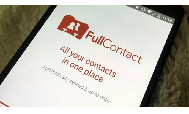 FullContact for Android Android apps, Iphone apps, App