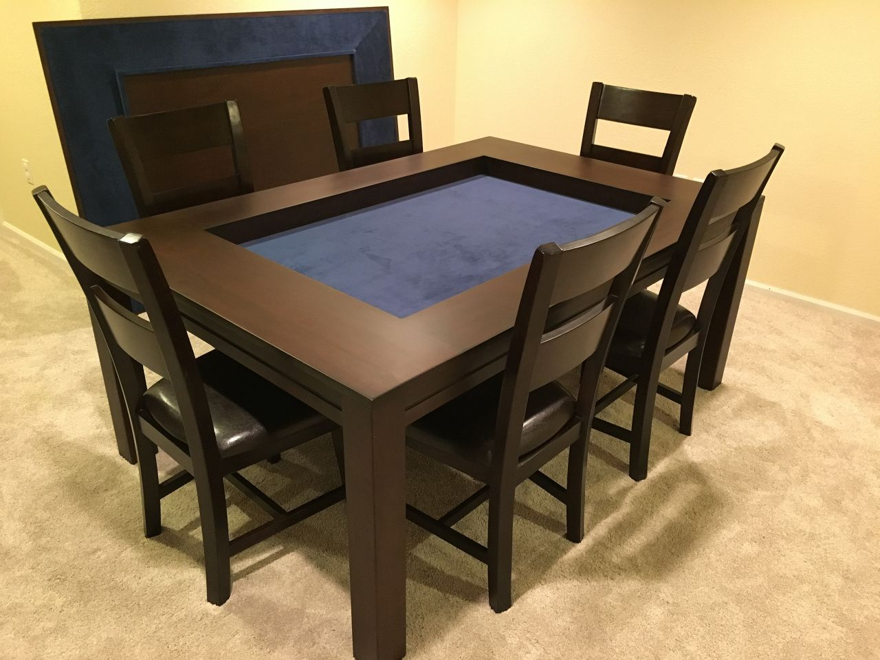 Dining Room Game Table Best Home Interior - Board game dining room table