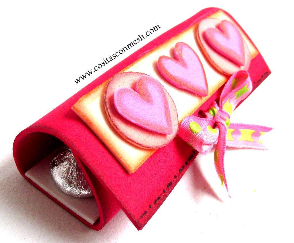 Manualidades Fáciles Para Día De Los Enamorados Tarjetas De Amor