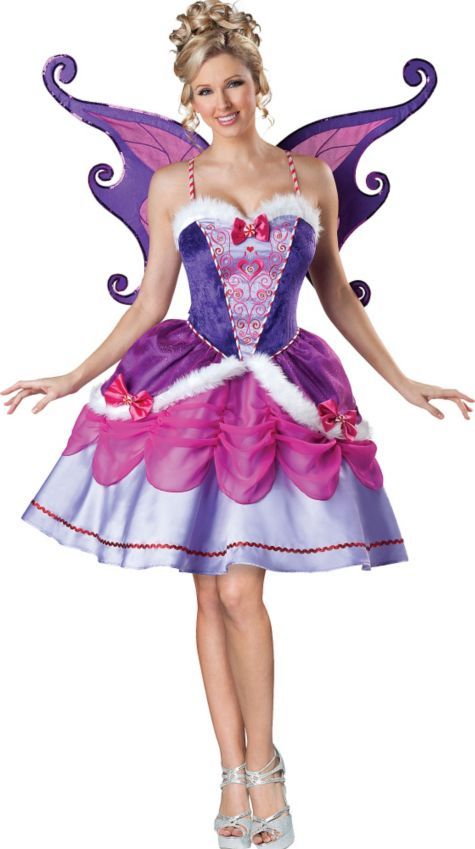 Adult Sugar Plum Fairy Costume | Fairy, Sugaring and Costumes