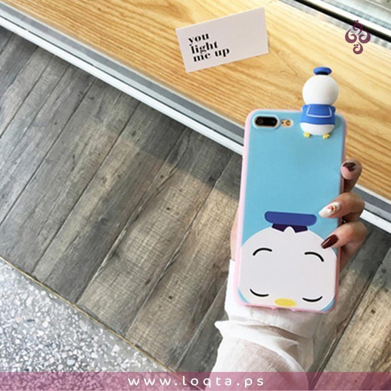 ي جمالك يا بطوط كفر موبايل 3d بطوط للصبايا تصميم كرتون لطيف لأيفون 7 سيليكون مرن وخفيف Iphone Style Phone Cases Phone