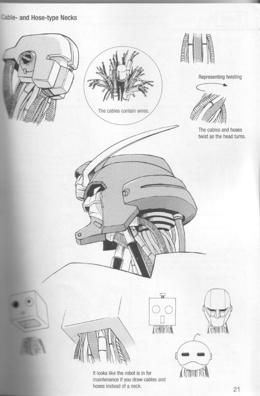 Como Desenhar Mangá - Robôs | Clang | Pinterest | Robot, Graffiti ...
