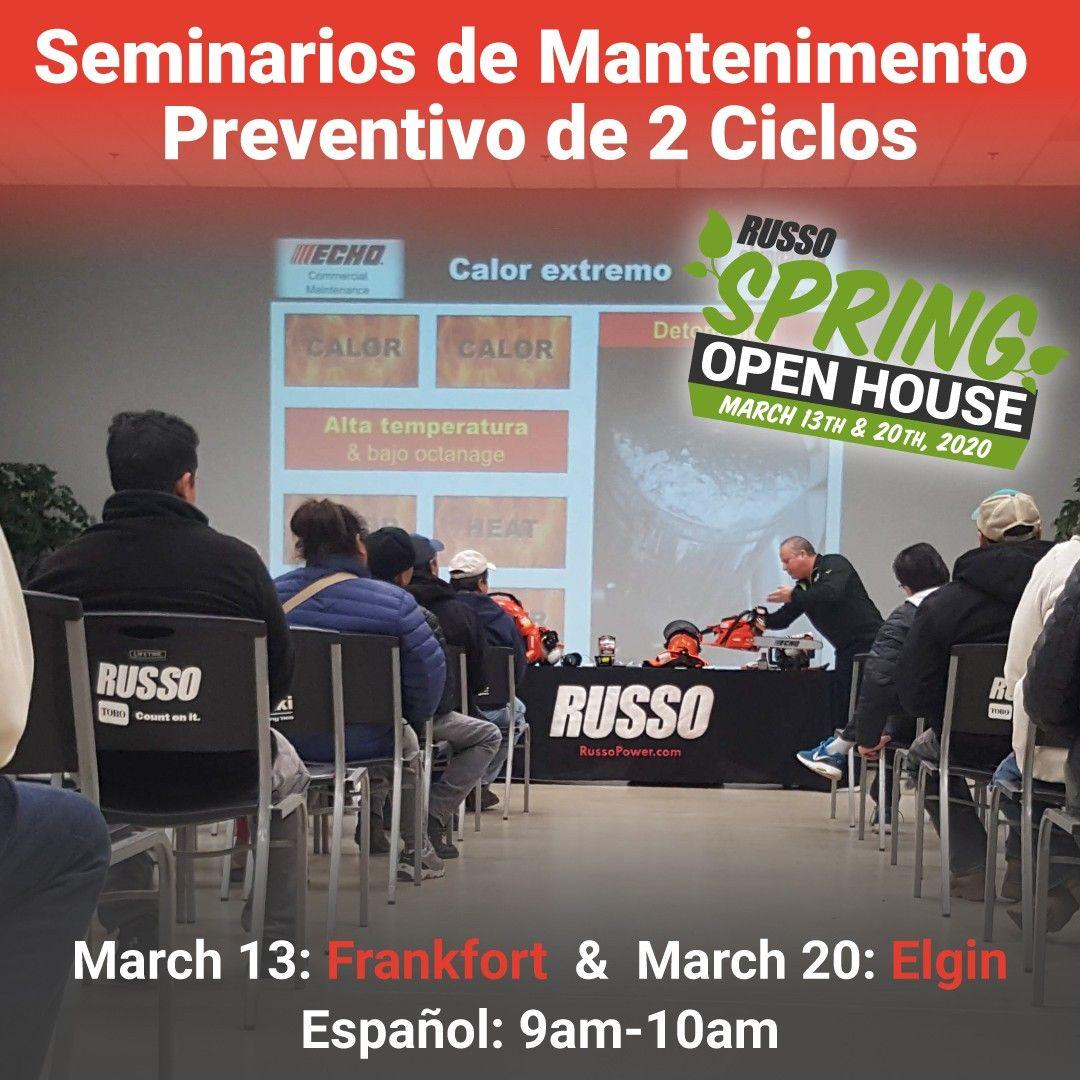 ⚠️ Open House UPDATE ⚠️ Event & Seminars Canceled