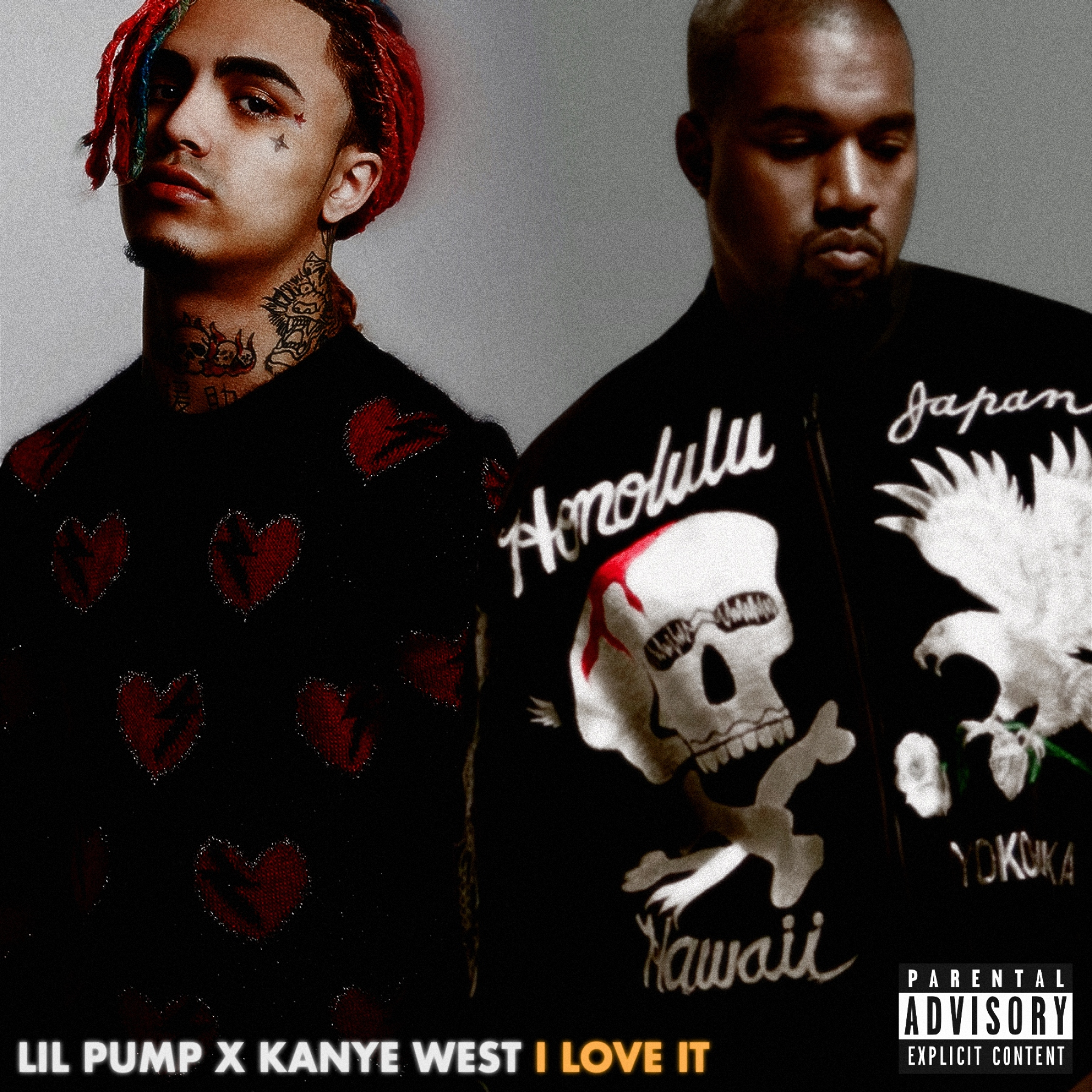 Kanye West Lil Pump I Love It Michael Munday Remix Lil Pump Kanye West Kanye