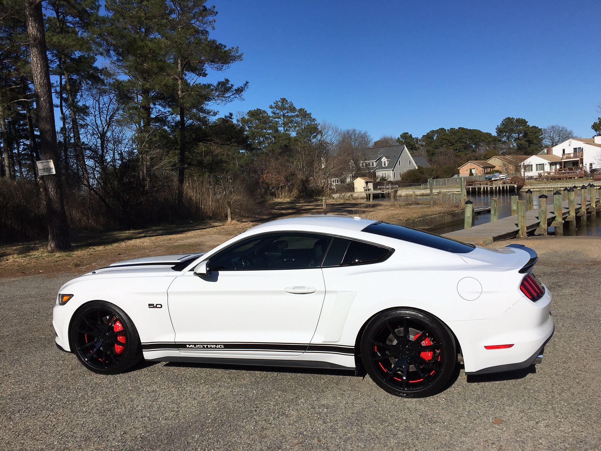 Pin On Mustang 2016 Custom Gt