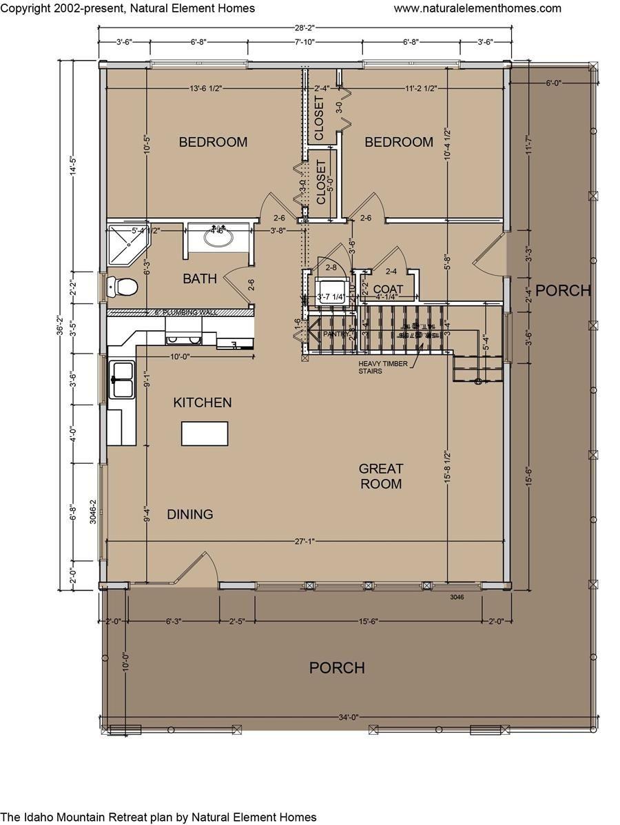 Plan Search Timber frame home plans, Log home plans, Log