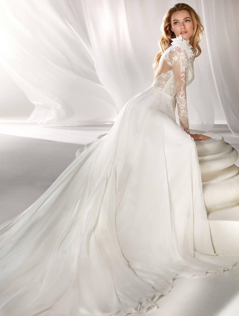 low priced 291d2 5afcc Abiti Sposa Nicole: Collezione 2019 - Gabriella Sposa in ...