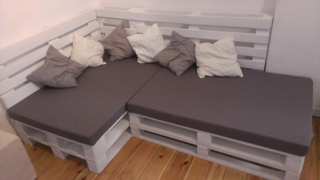 Naroznik Z Palet Kanapa Meble Na Wymiar 4229241550 Oficjalne Archiwum Allegro Home Decor Home Furniture