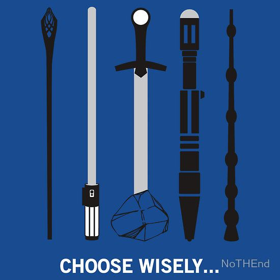 Ok i pick light saber because in order to use the wand or for Light up elder wand