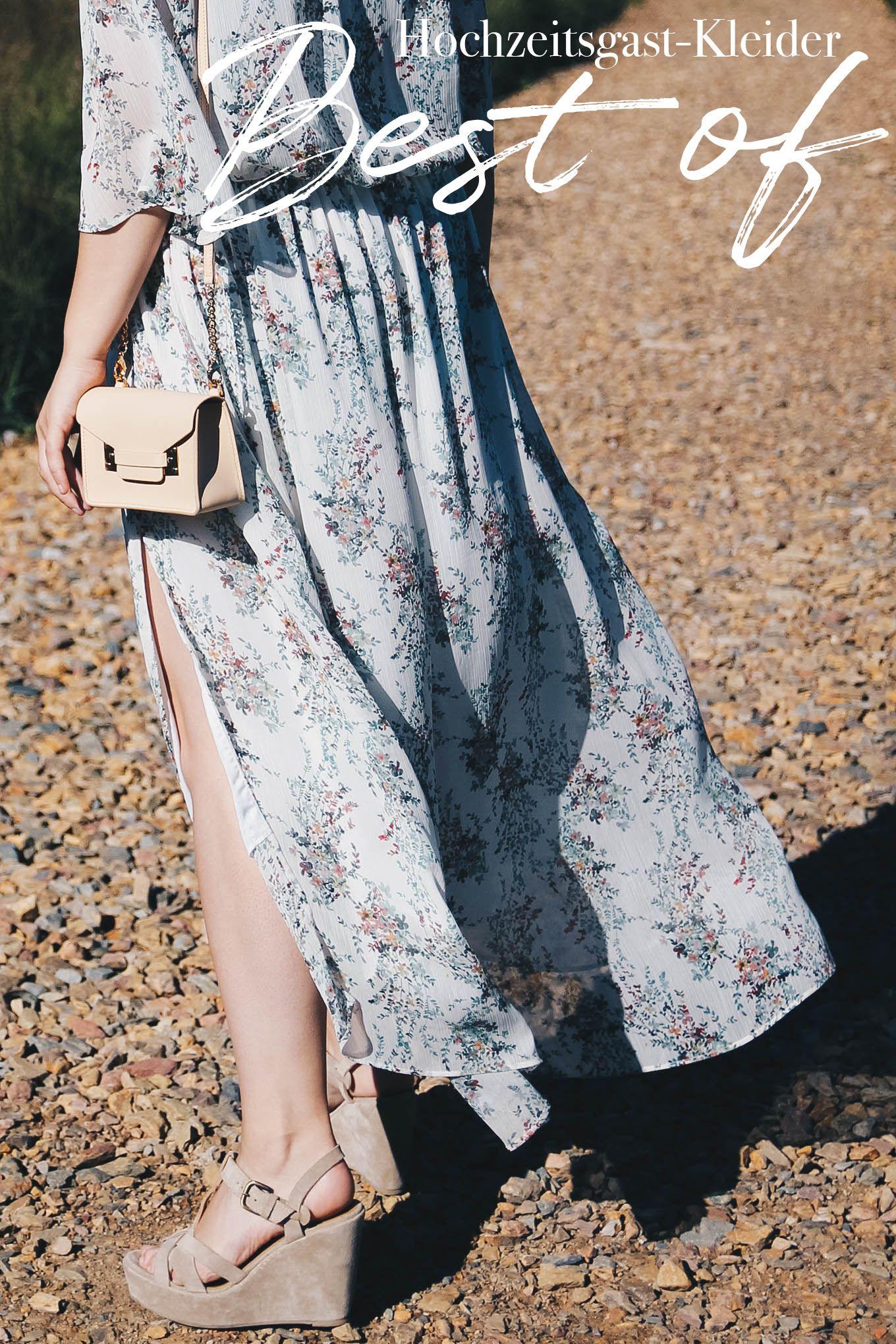 Dresscode Hochzeit: Die schönsten Kleider für ...