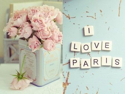 Yvette Inufio Photography - I Love Paris (Set of two 5x7 Unframed Original Fine Art Photograph)