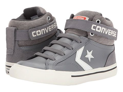 42321c0a6081 Converse Kids Pro Blaze Strap Leather and Suede - Hi (Little Kid Big Kid)