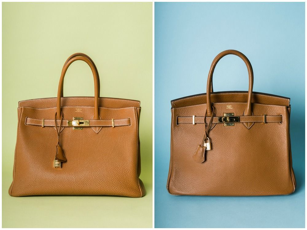 Here s How to Spot the Difference Between Real and Fake Designer Bags -  Racked NY ~ LynnSteward.com 66f54f8f20