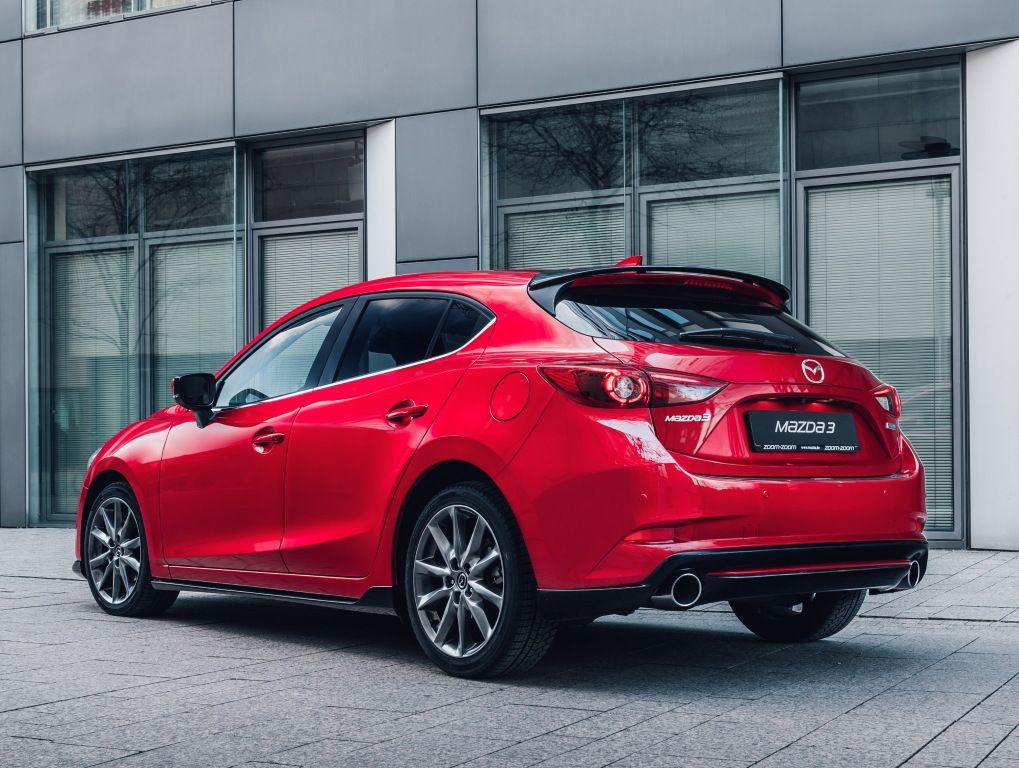 Mazda3 Hatchback Accessorized (BM) '2016 Autos