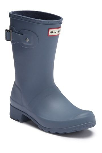 Hunter | Original Tour Short Packable Rain Boot #nordstromrack