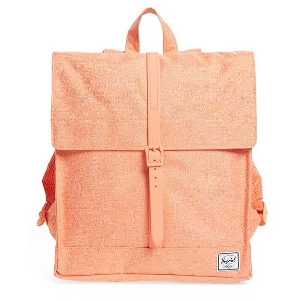 Herschel Supply Co.  City - Mid Volume  Backpack ( 55) ❤ liked on Polyvore  featuring bags f15a854903b6c